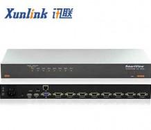 EV4008 机架式8口IP KVM切换器