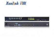KVM0108Ci 8网口IP KVM切换器