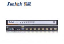 KVM0108i 8口VGA IP KVM切换器