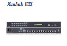 KVM0116Ci 16口CAT5 IP KVM切换器