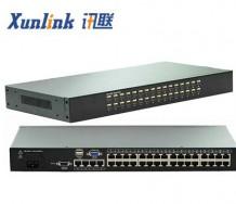 KVM0532C 32口矩阵切换器Cat5