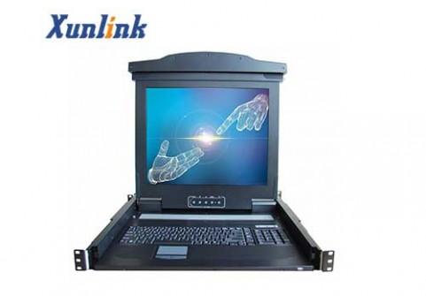 "LD1916PT-M6 16口19""LCD切换器双控制端"
