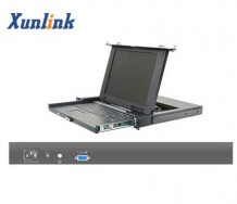 "LK1501 1口15""LCD KVM切换器"