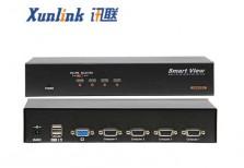 SV1004U 4口桌面式切换器