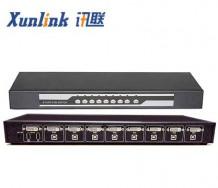 SW1108DVI 8口DVI机架式主机切换器