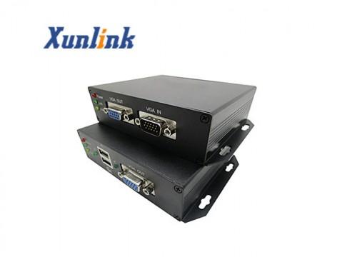 CE100VL-K 100米,支持VGA,USB键鼠网线延长器