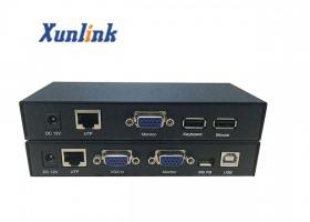CE200VL 200米,支持VGA,USB键鼠网线延长器