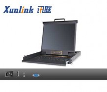 """LK1901 1口19""""多电脑切换器"""