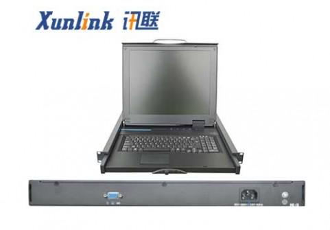 """LS901AU 1口19""""LCD 电脑切换器"""