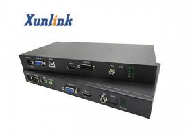 OE500HLU支持HDMI,USB2.0,音频,RS232光纤延长器