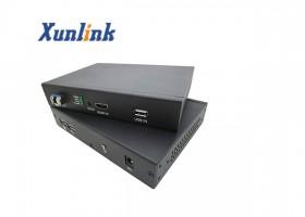 OE500HL 支持HDMI,USB键鼠KVM光纤延长器