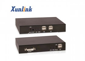 SE8100支持HDMI,USB2.0,双向音频网络延长器
