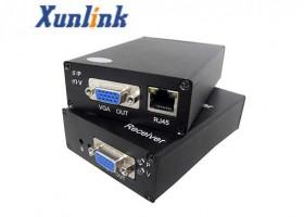 VE200VLA支持VGA音频视频网络延长器