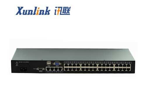 KVM0332C 32口矩阵式KVM切换器