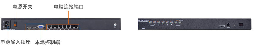KVM0108C切换器