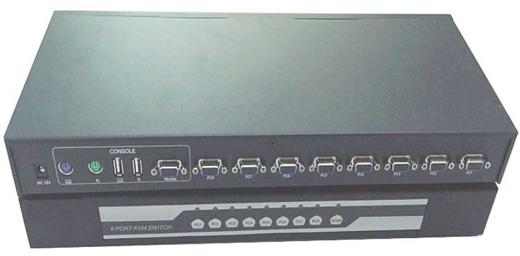 SW0108kvm切换器