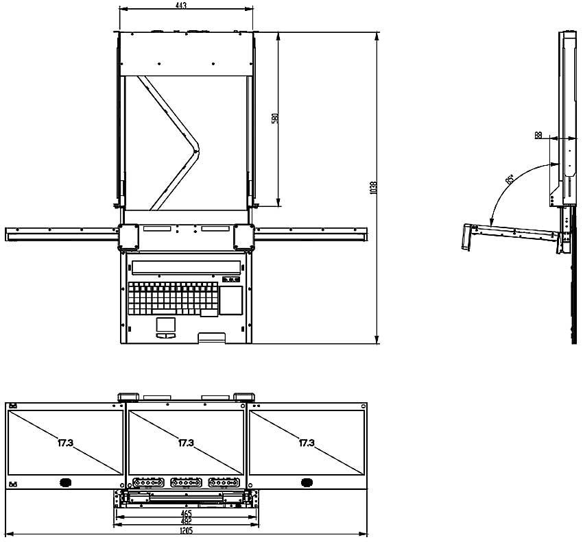 KVMD-1701W-T3kvm展示图
