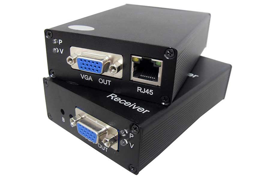VE200VLA视频网络延长器
