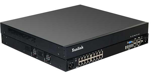 IP kvm多电脑切换器